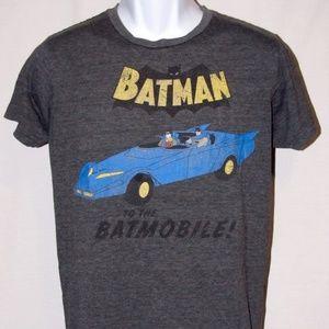 Batman Retro 1968 Cartoon Graphic Men's T-Shirt